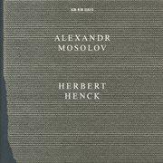 Alexandr Mosolov cover image