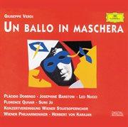 Verdi: un ballo in maschera (2 cds) cover image