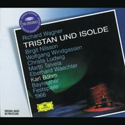 Wagner: tristan und isolde cover image