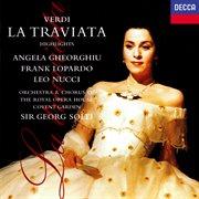 Verdi: la traviata (highlights) cover image