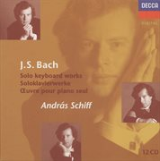Bach, j.s.: the solo keyboard works (12 cds) cover image