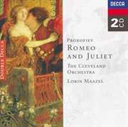Prokofiev: romeo & juliet cover image