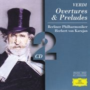 Verdi: overtures & preludes cover image