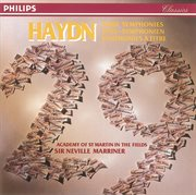 Haydn: 29 named symphonies cover image