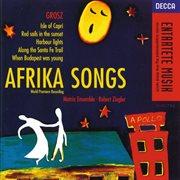 Grosz: afrika songs cover image