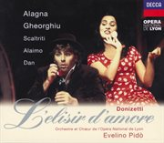 Donizetti: l'elisir d'amore cover image