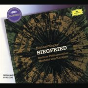 Wagner: siegfried cover image