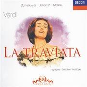 Verdi: la traviata - highlights cover image