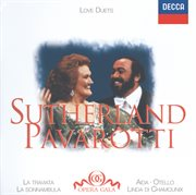 Joan sutherland / luciano pavarotti - love duets cover image