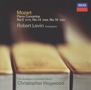 Mozart: Piano Concertos Nos. 5, 14 & 16