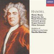 Handel: orchestral works cover image