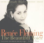 Renee fleming - the beautiful voice cover image