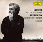 Rachmaninov: piano concertos nos. 1 & 2 cover image