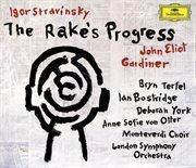 Stravinsky: the rake's progress cover image