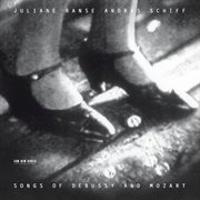 Songs of debussy and mozart cover image
