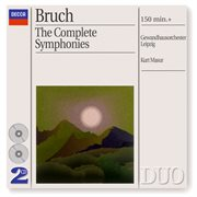 Bruch: the 3 Symphonies/works for Violin & Orchestra