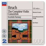 Bruch: the Complete Violin Concertos