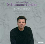 Robert and Clara Schumann Lieder