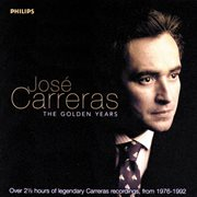 Još carreras - the golden years (2 cds) cover image