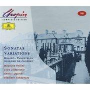 Chopin: Sonatas; Variations; Bolero; Tarantella; Allegro De Concert