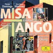 Bacalov: Misa Tango; Tangosain / Piazzolla: Adios Nonino; Libertango
