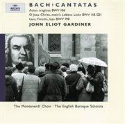 Bach, J.s.: Cantatas Bwv 106, 118 & 198