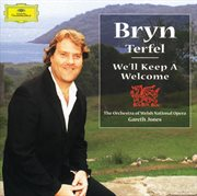 Bryn terfel - we'll keep a welcome cover image