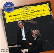 Chopin: piano concertos nos. 1&2 cover image