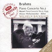 Brahms: Piano Concerto No.2 / Mozart: Piano Concerto No.27