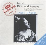 Purcell: Dido and Aeneas (legends Series)