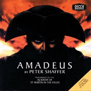 Amadeus (Academy Of St. Martin In The Fields Orchestra, Marriner) cover image