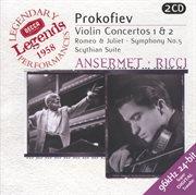 Prokofiev: violin concertos nos.1 & 2; symphony no.5; romeo & juliet etc cover image