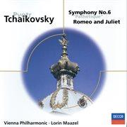 """Tchaikovsky: Symphony No.6 - """"pathetique""""; Romeo & Juliet"""
