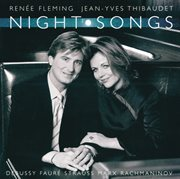 Renee fleming - night songs cover image