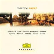 Ravel-set: karajan/boulez/abbado/ozawa/argeric cover image