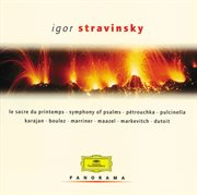 Stravinsky: firebird; petrouchka etc cover image