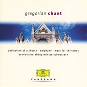 Gregorian chant cover image