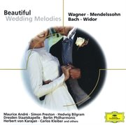 Beautiful wedding melodies cover image