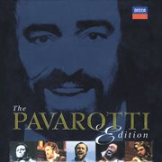 The Pavarotti edition cover image
