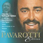 The pavarotti edition, vol.10: italian popular songs cover image