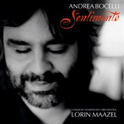 Andrea bocelli - sentimento (international/us version) cover image
