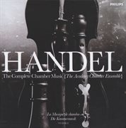 Handel: complete chamber music cover image