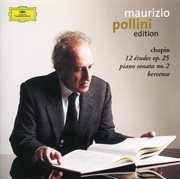 Chopin: 12 etudes op.25; sonata in b flat minor op.35 (cd 7) cover image