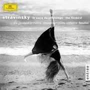 Stravinsky: le sacre du printemps; the firebird cover image