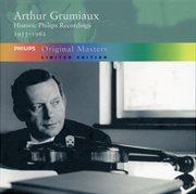 Arthur grumiaux - historic philips recordings 1953-1962 cover image