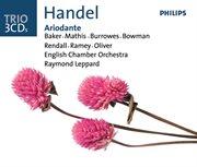 Handel: ariodante cover image