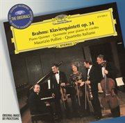 Brahms: Piano Quintet Op.34