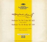 Mozart, W.a.: Symhonies Nos.36, 33 & 39