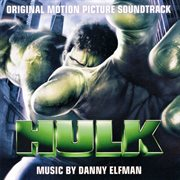 Hulk (original motion picture soundtrack) cover image