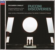 Puccini discoveries cover image